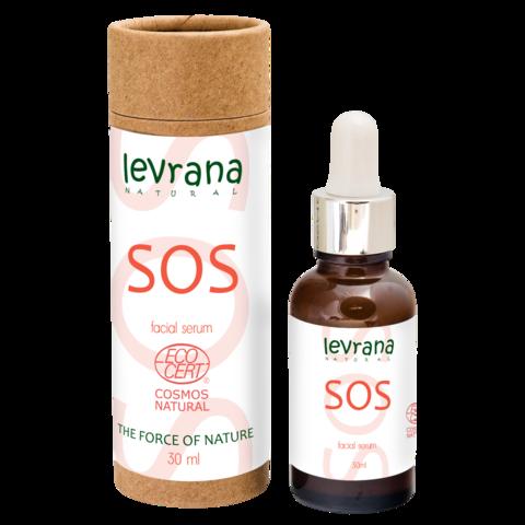 Сыворотка для лица SOS, Levrana