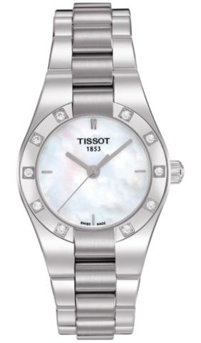 Купить Женские часы Tissot T-Trend Glam Sport T043.010.61.111.00 по доступной цене