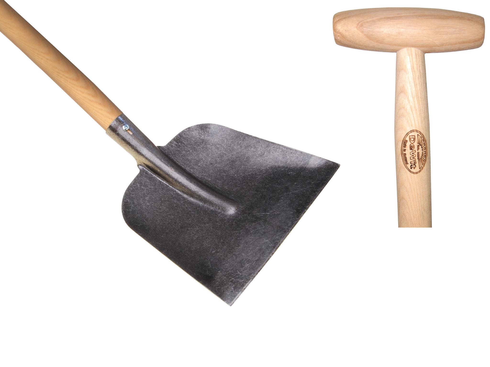 Совковая лопата DeWit