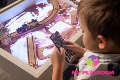 Световой стол для рисования песком Myplayroom