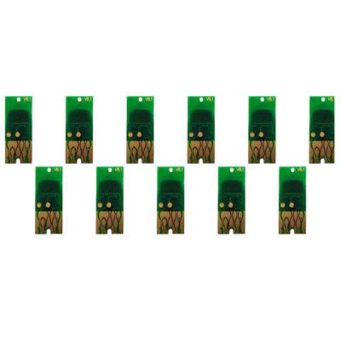Чипы картриджей для Epson Stylus Pro 7900 и 9900 (комплект 11 цветов)