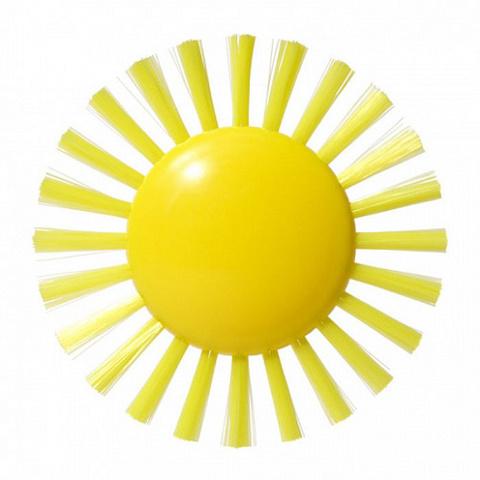Плюи Солнышко-щетка