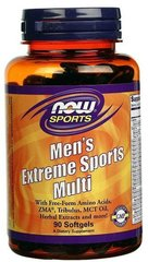 NOW Men's Extreme Sports Multi (90 sgels.)