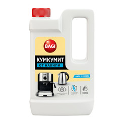 Средство для удаления накипи КУМКУМИТ 550 мл пластик металл чайники водонаг