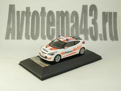1:43 Hyndai Veloster 2012 Swiss Polizei