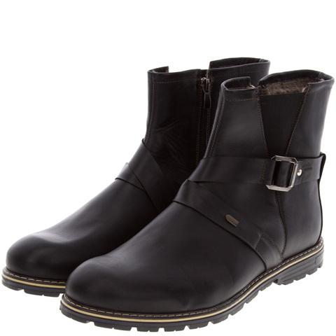 516483 Полусапоги мужские. КупиРазмер — обувь больших размеров марки Делфино
