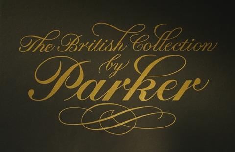 Набор с гравировкой: Чехол и Шариковая ручка Parker Jotter Luxe K177, West End Brushed GT123