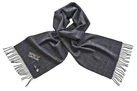 Кашемировый шарф, мужской 70140 SH4