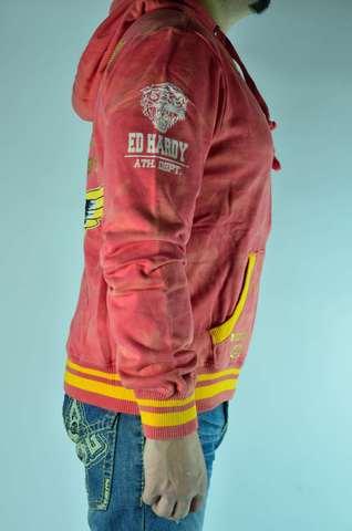 Худи-толстовка с капюшоном Ed Hardy от Christian Audigier