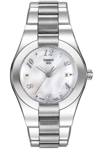 Купить Женские часы Tissot T-Trend Glam Sport T043.210.11.117.00 по доступной цене