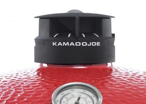 Керамический гриль Kamado Big Joe II Red