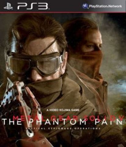 Sony PS3 Metal Gear Solid V: The Phantom Pain (русские субтитры)