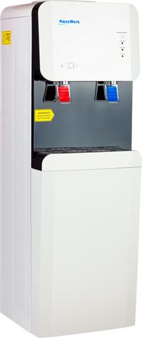Кулер для воды Aqua Work 105-L белый