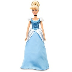 Disney Princesses - Singing Cinderella Doll - 17''