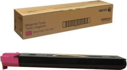 Тонер пурпурный XEROX 006R01531 для Colour 550/560/570. Ресурс 34000 страниц