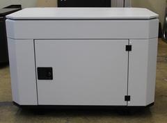 Всепогодная шумозащитная будка для генератора, модель SB1400