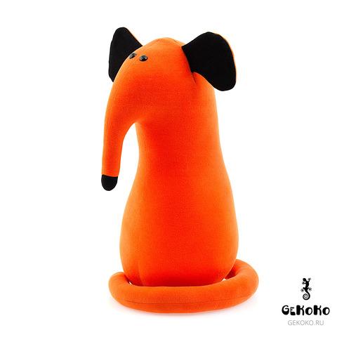 Подушка-игрушка антистресс «Крыс повелитель Кис», рыжий 2
