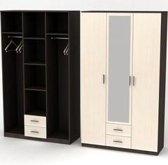 Шкаф 3-створчатый Фиеста Дисами