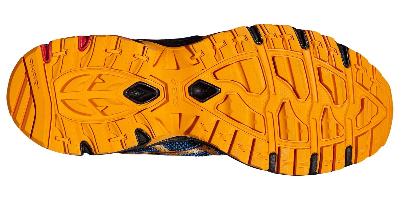 Мужские кроссовки внедорожники Asics Gel-Sonoma 2 (T634N 4209) синие