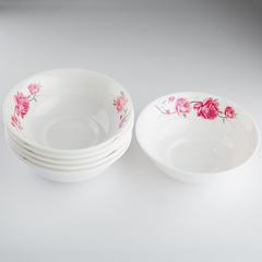 Набор круглых салатников 6 предметов 17,5см 0006V/37-SK
