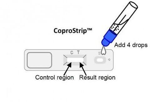Ротавирус (антиген в кале )25 тестов