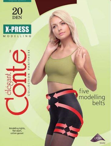 X-Press 20 XL CONTE колготки