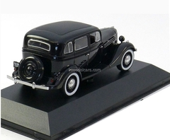 GAZ-11-73 black 1942 IST112 IST Models 1:43