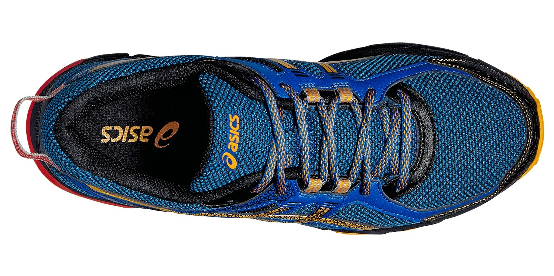 Мужские кроссовки внедорожники Asics Gel-Sonoma 2 (T634N 4209) синие фото