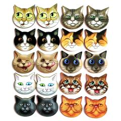 Мемо Коты, Smile decor пример