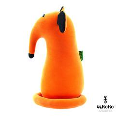 Подушка-игрушка антистресс «Крыс повелитель Кис», рыжий 3