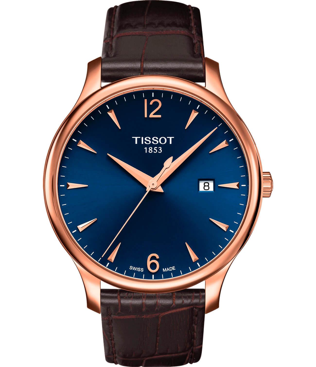 Часы мужские Tissot T063.610.36.047.00 T-Classic