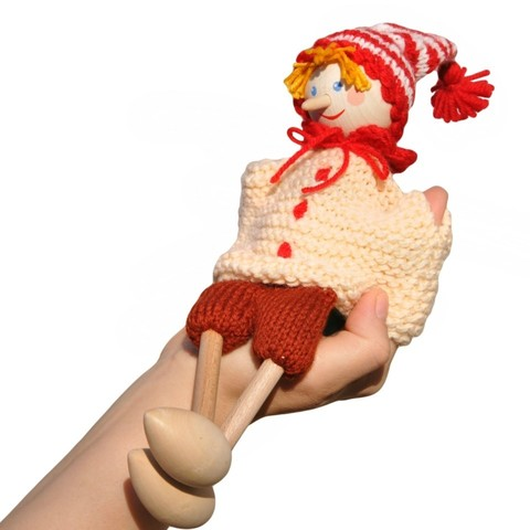 Перчаточная кукла «Буратино»