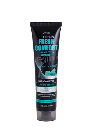 Витэкс Vitex For Men Fresh Comfort Бальзам-крем после бритья 100 мл