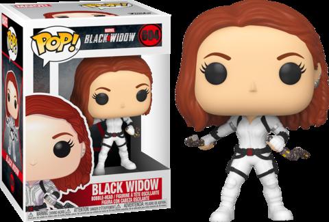 Фигурка Funko Pop! Marvel: Black Widow - Black Widow