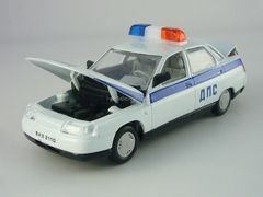 VAZ-2110 Lada DPS 75 years GAI Road Police 1:43 Agat Mossar Tantal