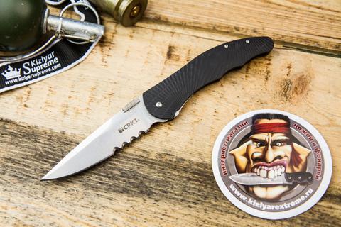 Складной нож CRKT MJ Lerch Enticer 1061 полуавтома