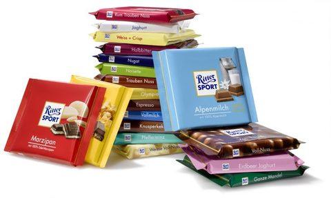 Шоколад RITTER SPORT #1522
