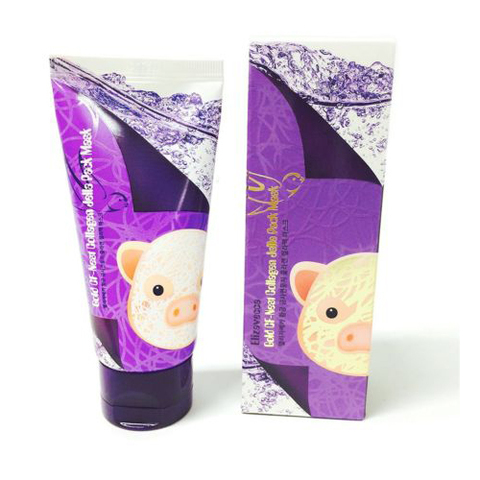 Маска плёнка Elizavecca Gold cf-Nest Collagen Jella Pack Mask 80ml