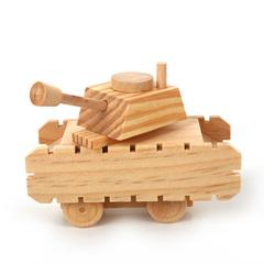 Игрушки из дерева Набор для творчества