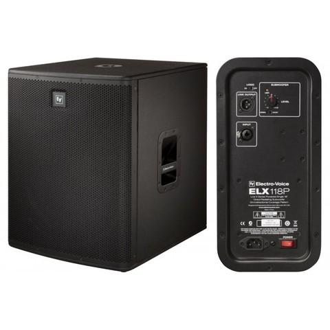 Сабвуферы активные Electro-Voice ELX118P