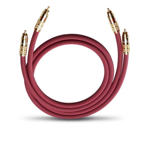 Oehlbach NF 214 Master anthrazit 0.5m, кабель межблочный