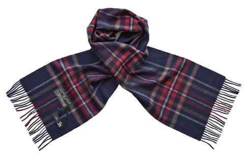 Кашемировый шарф, мужской 70150 SH4
