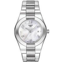 Женские часы Tissot T-Trend Glam Sport T043.210.11.117.02