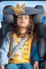 Фиксатор головы ребенка в автокресле Клювонос Принцесса