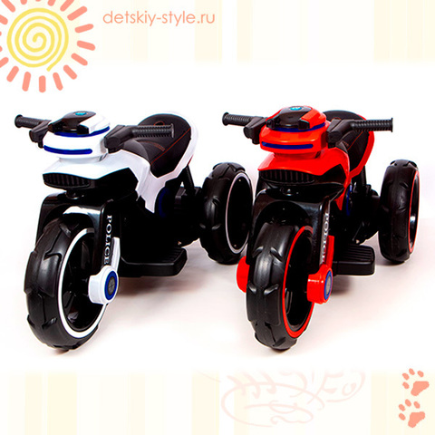 """Трицикл Y-MAXI """"YM198 Police"""""""