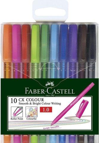Faber Castell 10 Colour Pens
