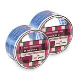 Металлизированные клейкие ленты KLEBEBANDER (36шт/кор)