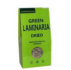 Компас здоровья морская капуста сушёная измельченная (Ламинария) 90 г