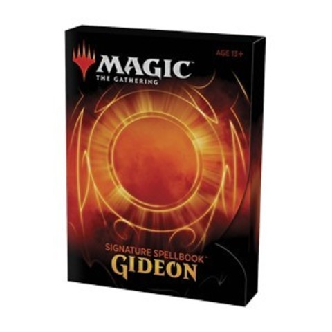 Signature Spellbook: Gideon (английский)