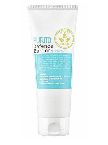 Мягкий Гель-Пенка Для Умывания PURITO Defence Barrier pH Cleanser